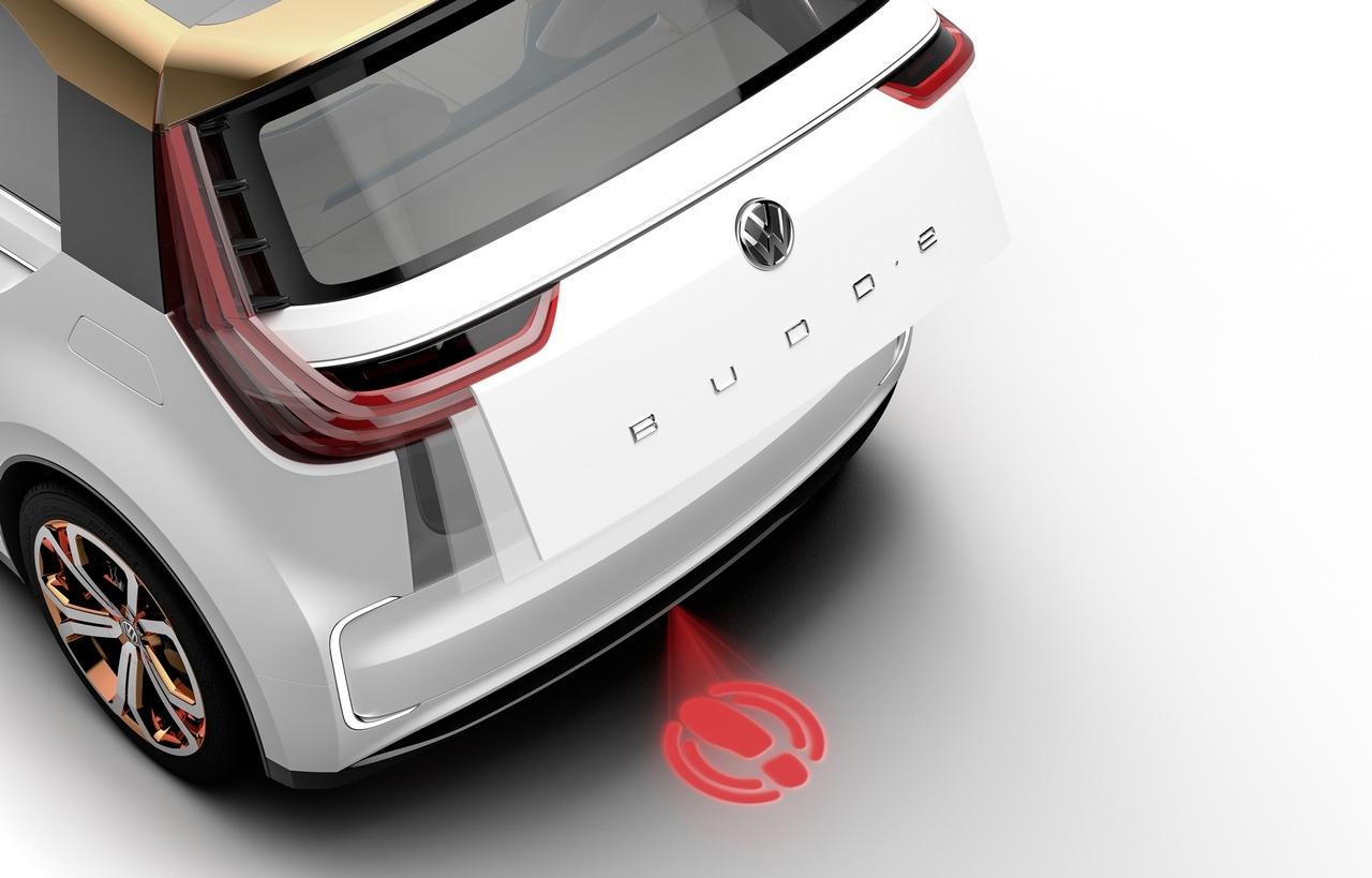 Foto de Volkswagen BUDD-e (14/27)