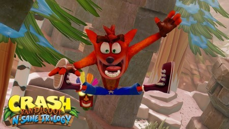 Crash se aferra a la vida con un toque de estilo en el nuevo gameplay de Crash Bandicoot N. Sane Trilogy