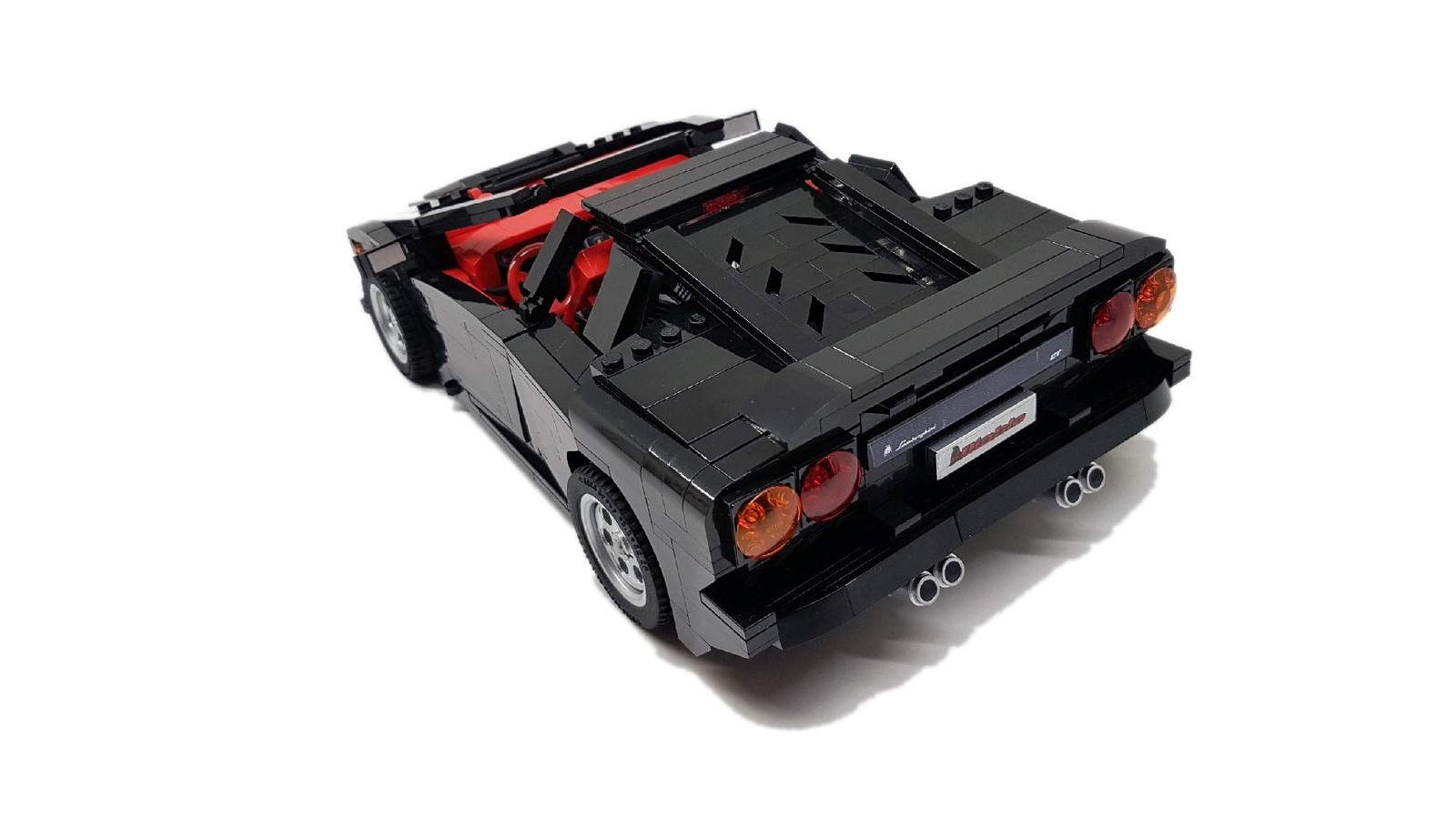 Foto de Lamborghini Diablo GT Lego Ideas (18/18)