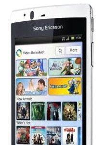 Sony Ericsson Xperia Arc S es la sorpresa de Sony