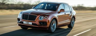 ¡306 km/h! El Bentley Bentayga Speed de 635 CV ya es el SUV más rápido del mundo