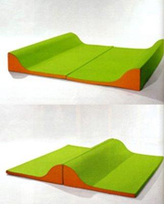 Play+soft mobiliario seguro, divertido y versátil para los más pequeños