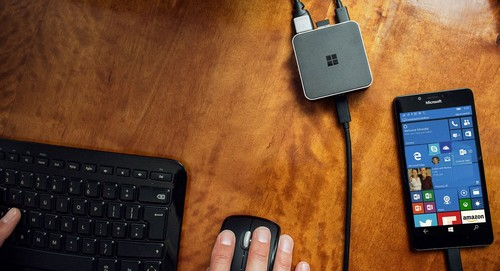 Bienvenida, convergencia: por fin tu smartphone es también tu PC