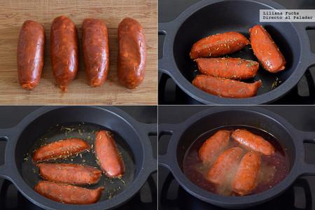 Chorizos Pasos