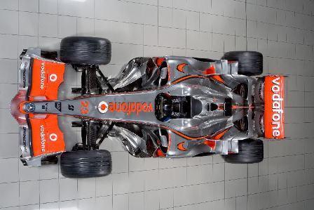 McLaren podría diseñar dos coches diferentes para 2009