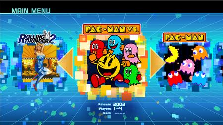 Namco Museum amplía su propuesta con Pac-Man Vs., una rareza diseñada por Miyamoto
