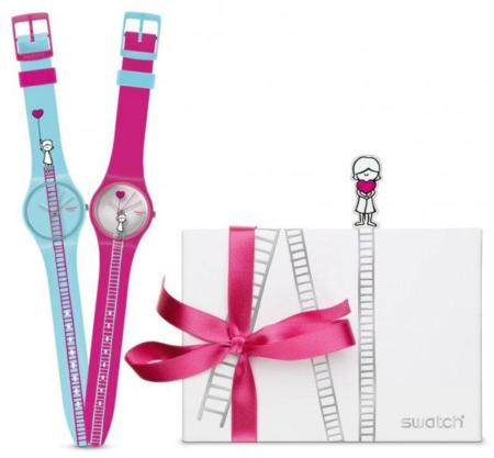 Ideas para San Valentín: Love Collection de Swatch