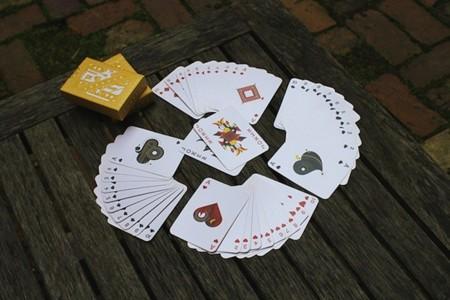 paragon baraja de cartas