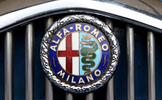 Alfa Romeo - Logo antiguo