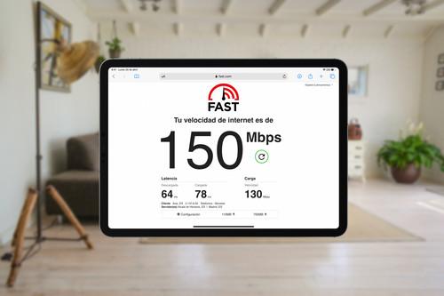 Cómo medir y mejorar nuestra velocidad de conexión a internet
