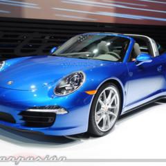 Foto 2 de 5 de la galería porsche-911-targa-991-salon-de-detroit en Motorpasión