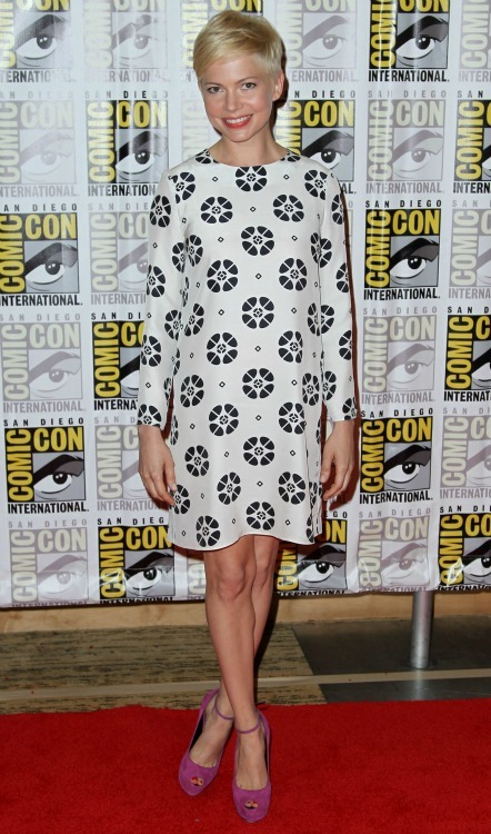 Los cómics triunfan, Mila Kunis y Michelle Williams en la Comic-Con