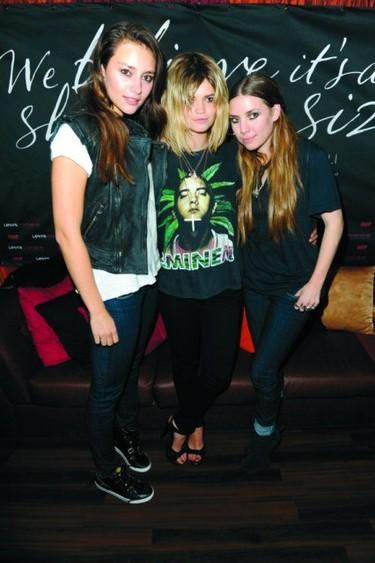 Trendencias en Londres con Pixie Geldof, Alexa Chung y Levis