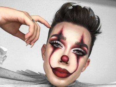 ¿Será el maquillaje del payaso de IT  el más buscado este Halloween? Las redes apuntan a que sí