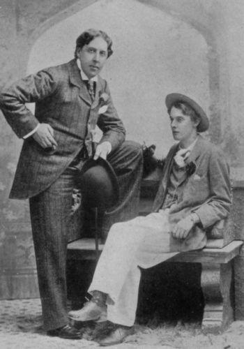 Wilde y Douglas
