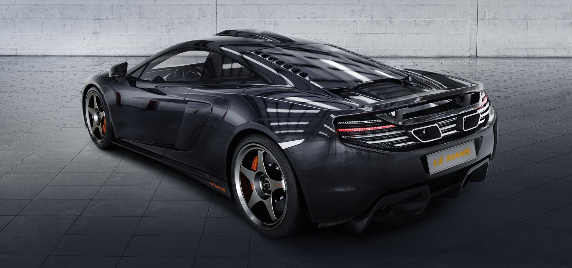 Foto de McLaren 650S Le Mans (2/4)