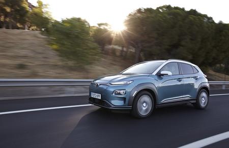 Hyundai Kona 150 kW coche eléctrico