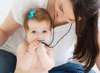 Teething Bling: colgante mordedor para mamás