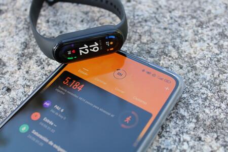 Xiaomi Mi Band 6 análisis