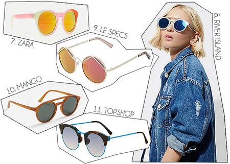 Gafas Sol Redondas 2