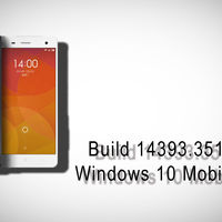 Microsoft libera la Build 14393.351 para Windows 10 Mobile en el anillo Release Preview