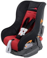 Asiento infantil para el Honda Civic Type-R