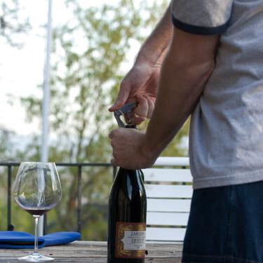 Cómo dejar de romper los corchos de las botellas de vino