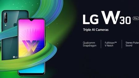LG W Series: la reinvención de la compañía llega con hasta tres cámaras, grandes baterías y precios competitivos