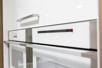 Una buena idea: tiradores para muebles de cocina a juego con los de los electrodomésticos