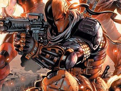 DC prepara una película en solitario de Deathstroke con el director de 'The Raid'