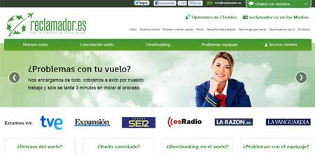 Reclamador.es apuesta por las reclamaciones colectivas online a las aerolíneas