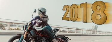 Motos eléctricas, disrupciones y los duelos que no vimos: Las siete claves que dejamos atrás con 2018