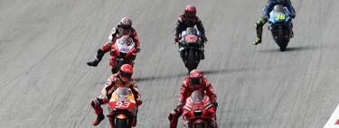 MotoGP Gran Bretaña 2021: Horarios, favoritos y dónde ver las carreras en directo