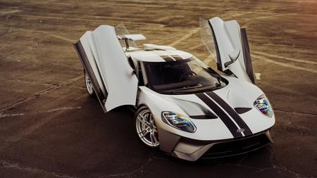 La casa de subastas Mecum volverá a subastar el mismo Ford GT que vendió hace unos meses