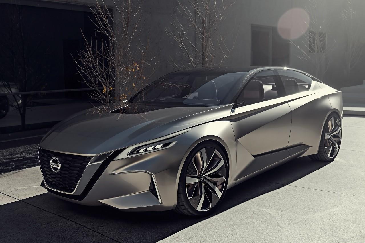 Foto de Nissan Vmotion 2.0 Concept (3/13)