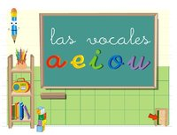 Las vocales, recurso online para aprender las primeras letras