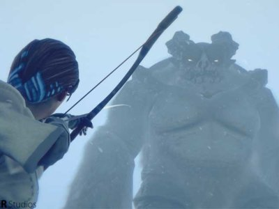 Prey for the Gods quiere ser el Shadow of the Colossus de PC