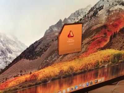 Affinity nos revela otra aplicación más de su colección: Publisher llegará en 2018