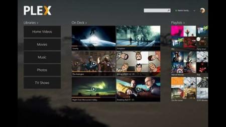 Plex prepara una aplicación nativa para Windows 10