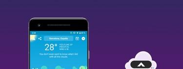 Carrot Weather, la divertida y loca aplicación del tiempo que triunfa en iOS ya está en Android