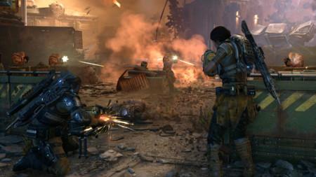La campaña de Gears of War 4 se deja ver en un magnífico gameplay de siete minutos