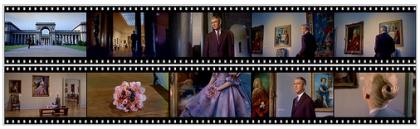 Las películas de Hitchcock en 1000 fotogramas