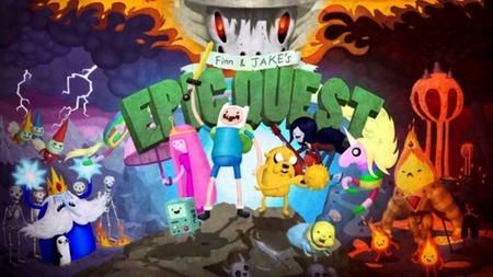 "De un juego web a remake para PC: ""Adventure Time: Finn and Jake's Epic Quest"""