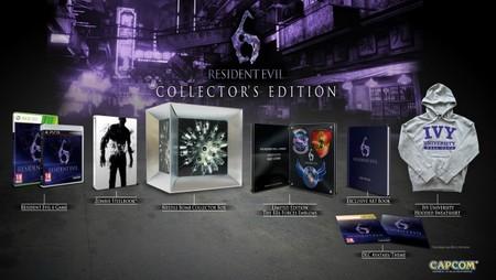 Esto es lo que traerá la Edición Coleccionista europea de 'Resident Evil 6'