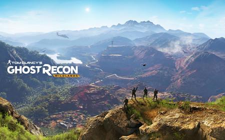 El mapa de Ghost Recon Wildlands será el más grande que ha creado Ubisoft