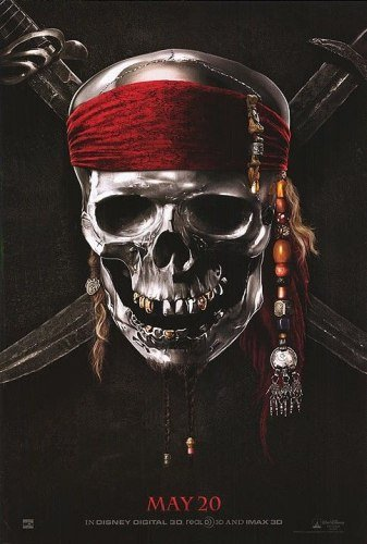 'Pirates of the Caribbean: On Stranger Tides', primer cartel