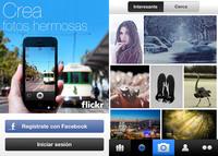 Flickr renueva por completo su aplicación para iPhone