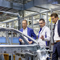 Volkswagen ya lleva más de 200 vehículos de preproducción del nuevo ID.3