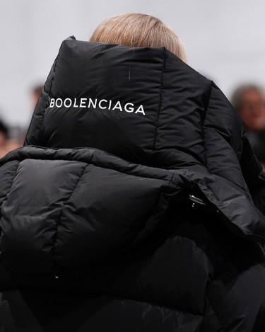 El creador de Vetememes ataca de nuevo, ahora creando la firma 'Boolenciaga'