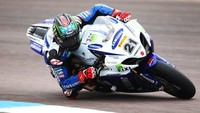 John Hopkins vuelve a la competición y al British Superbikes en 2014